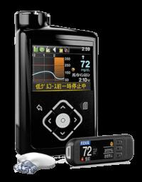 ミニメド640G システム+持続グルコースモニタ
